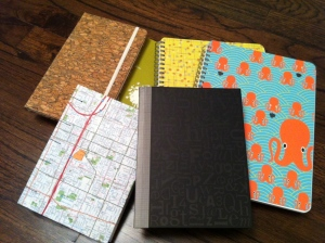 just a few of my journals...