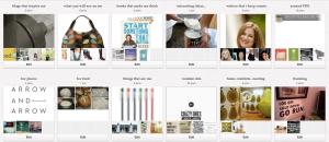my Pinterest boards...